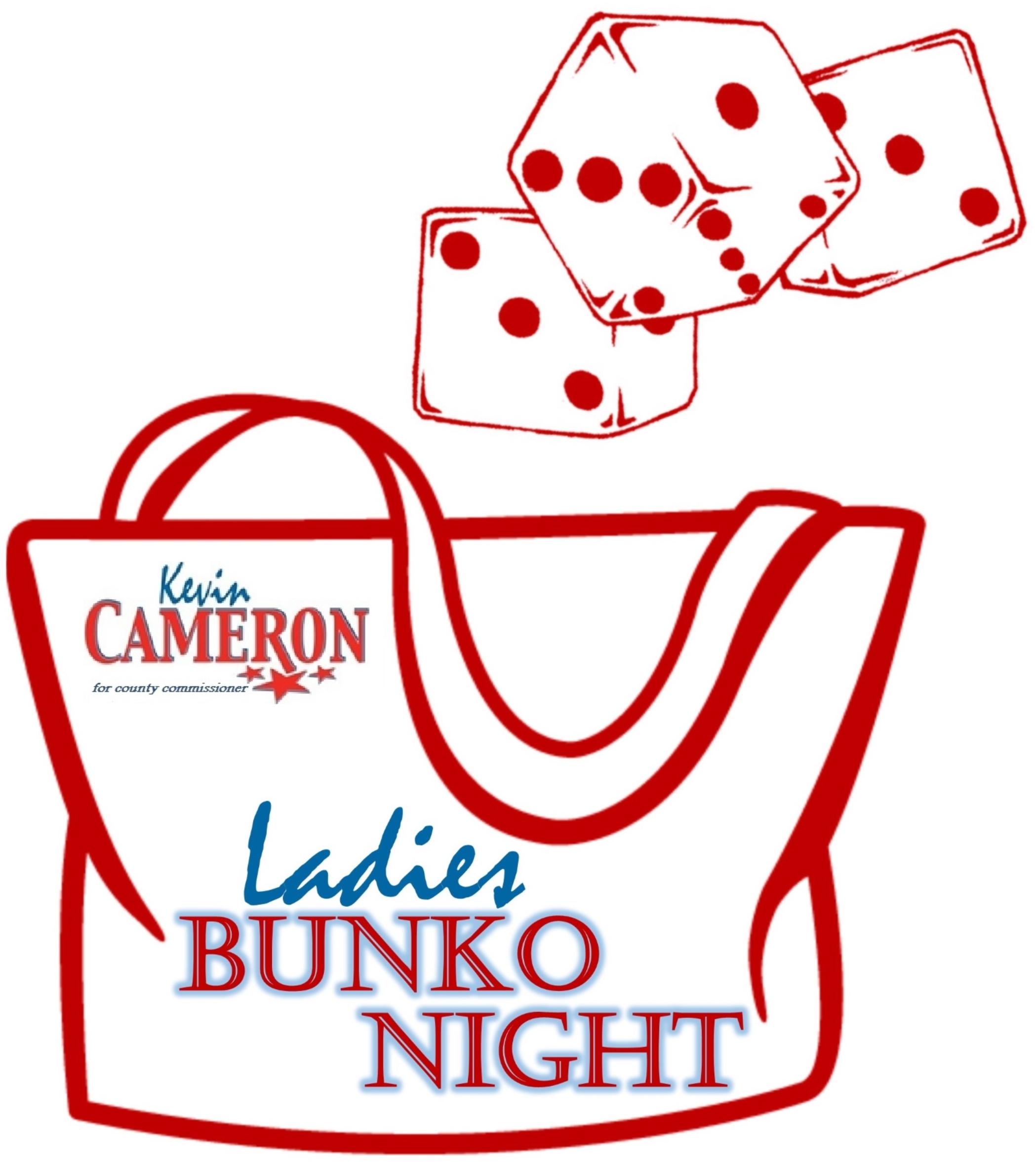4th Annual Ladies Bunko Logo