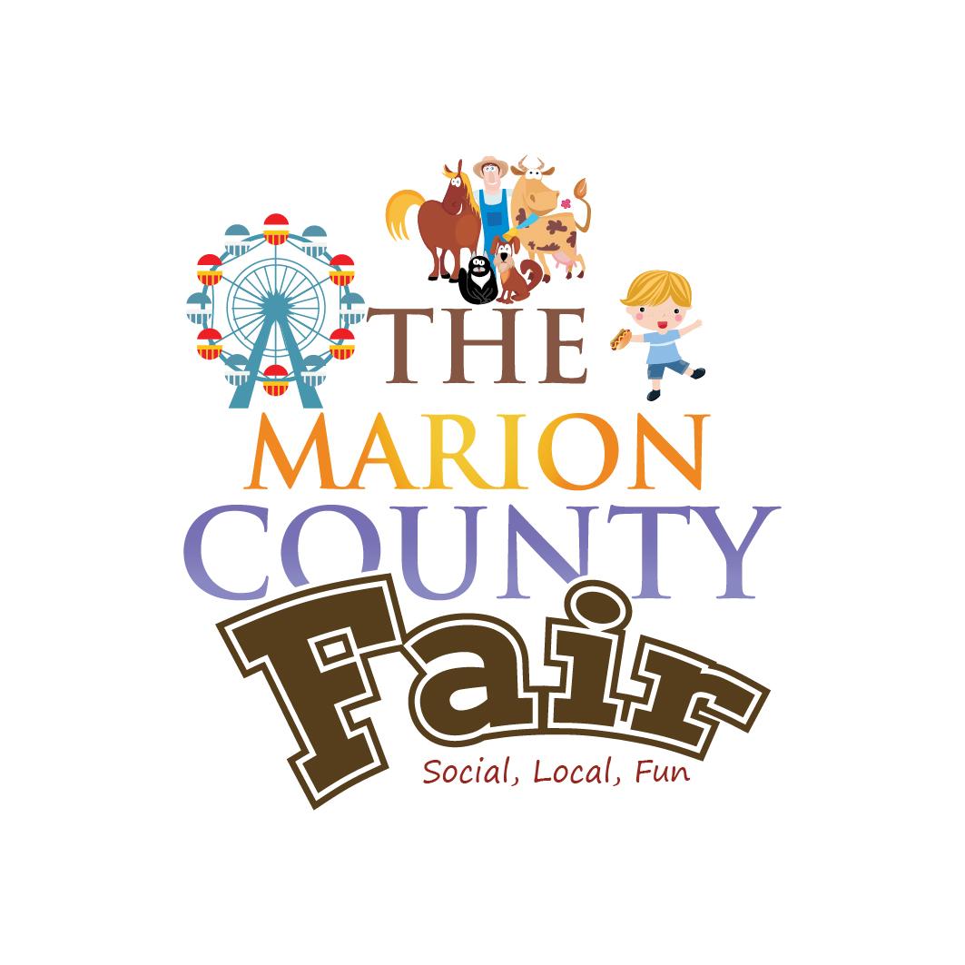 Marion County FairLogo2015